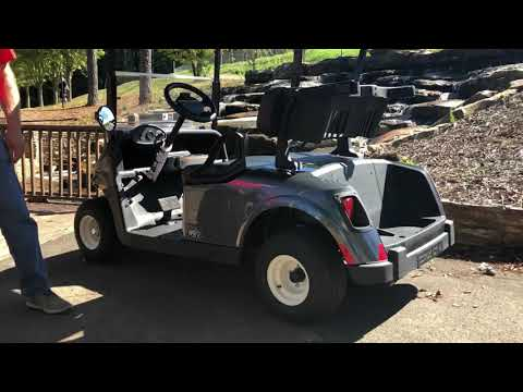2019 E-Z-Go Freedom RXV (PTV) Electric in Jasper, Georgia - Video 1