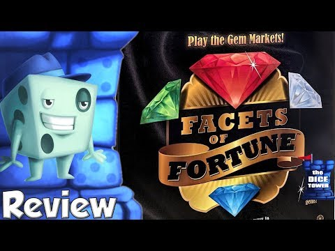 Facets of Fortune Review - with Tom Vasel