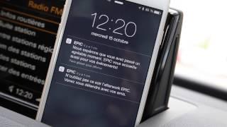 Le Beacon, l'émetteur qui réveille les smartphones Video Preview Image