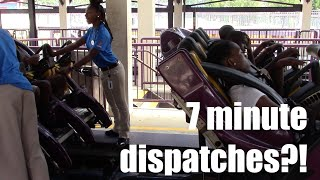 So how Bad are Six Flags America's Operations?