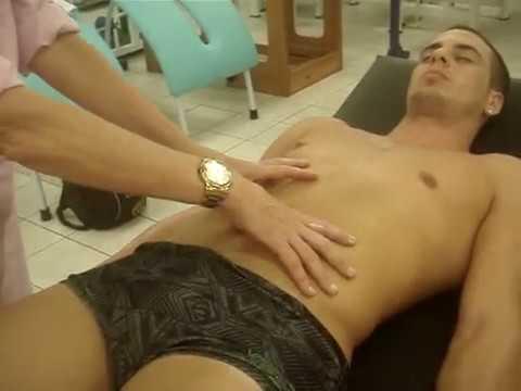 Massagem da próstata menina