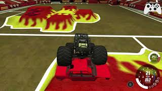 BeamNG.Drive Monster Jam; CRD 1.17 Beta 13.7 new axle testing!