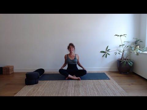 Restorative Yoga with Nathalie Ho-Kang-You