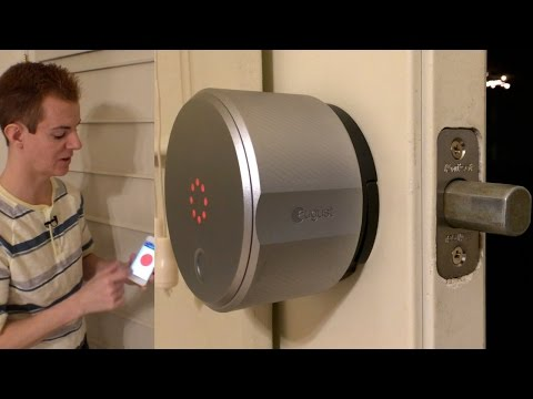 August Smart Lock Hands-On Review and Intro to Smart Locks