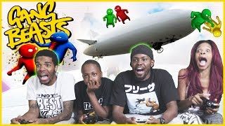 FASTEST HAND SPEED IN GANG BEASTS! - Gang Beasts Gameplay