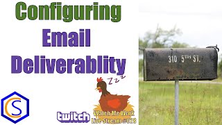 Email Deliverability for your Joomla site: DKIM, SPF, Reverse DNS, DMARC - 👀 Watch Me Work 028