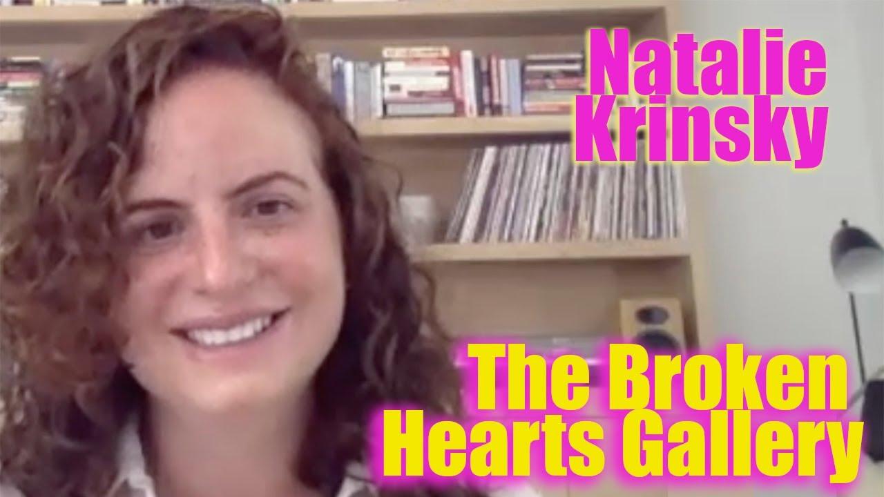 Trailer för The Broken Hearts Gallery