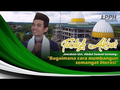 Sesi Tanya Jawab #5 | Tabligh Akbar UAS di Hidayatullah Ummul Qura, Balikpapan