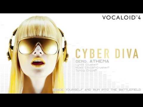 【CYBER DIVA】Official Demo ATHENA / CircusP + CrusherP