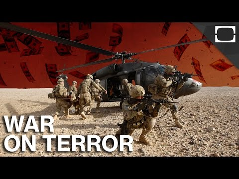 how expensive is the war on terror