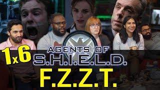 Agents of Shield - 1x6 F.Z.Z.T. - Group Reaction