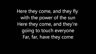 Ten Years After - Here They Come (Lyrics)