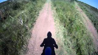 preview picture of video 'TTR 230 Enduro en Perez HD'