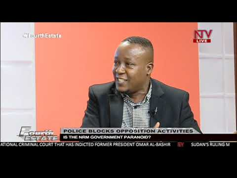 NTV FOURTH ESTATE: Why is police blocking opposition activities?