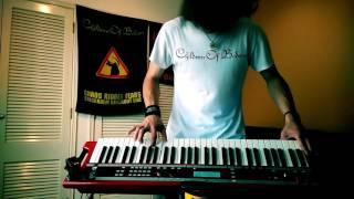 Towards Dead End - Chidren of Bodom Keyboard Cover