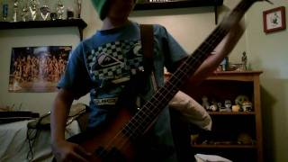This Charming Man (Bass Cover) - Death Cab for Cutie
