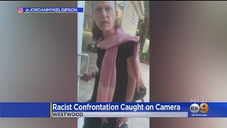 Black Delivery Driver Confronted By White Woman Outside Westwood Apartment Building