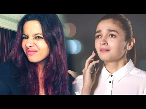 WATCH! Alia Bhatt OPENS UP About Sister Shaheen's Depression Mp3