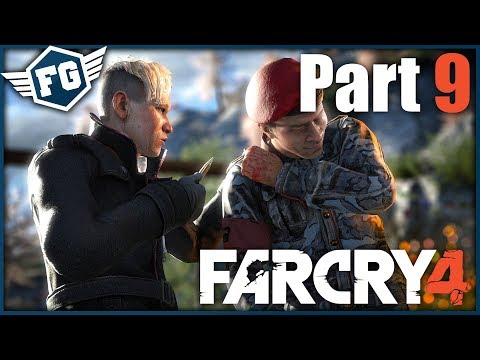 ZASEKANÝ ÚNOS - Far Cry 4 #9