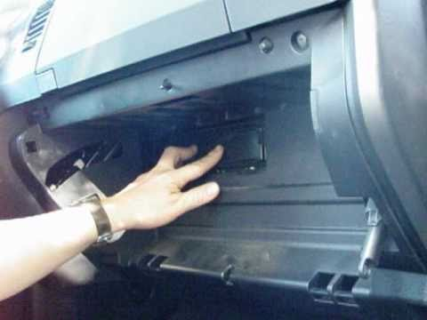 2008 Toyota Tundra Toyota Tundra Toyota Tundra DIY How To Replace Cabin  Filter