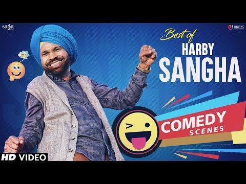 Punjabi Comedy Scene | Harby Sangha Comedy | New P | Youtube