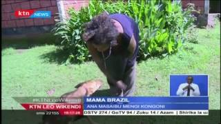 Mwanamke mwenye asili ya Brazil ameishi nchini kwa zaidi ya miaka 40