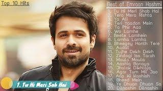 Best Of Emraan Hashmi Songs   Top 20 Songs Of Emraan Hashmi   (2004-2007)