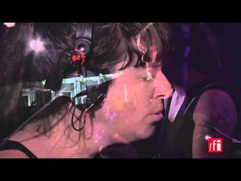 """Julie Doiron """"The Gambler"""" - Session Live Musique du Monde"""