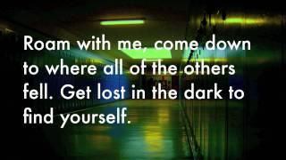 Digital Daggers   Where The Lonely Ones Roam   Official Lyrics