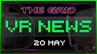 THE GRID VR | Star Trek The Next Generation, Compound, Valve HMD, Pavlov, Beat Saber, ESports League