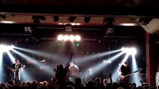 Boysetsfire - Handful of Redemption (Live @ Astra Kulturhaus Berlin 20.06.2013)