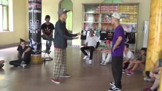 Freestyle Jam 2014 - Vit-J vs Đức Anh Popp ( Top 16 )