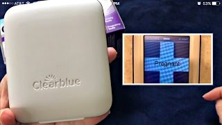I AM PREGNANT - UPDATE WITH CLEARBLUE FERTILITY MONITOR