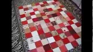 How to Make a Simple Lap or Baby Quilt
