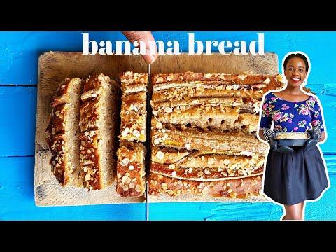 BEST EVER BANANA BREAD | KALUHI'S KITCHEN