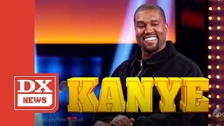 Steve Harvey Says Kanye West Was The Best Contestant On Celebrity Family Feud - Video Youtube