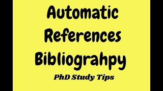 How to write reference in research paper
