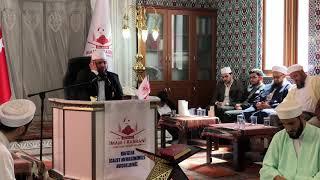 Aziz Hardal Hafızlık İcazet Programından Arapça Kaside