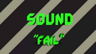 """Sound """"Fail"""" (Som de falha)"""