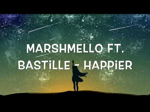 Marshmello, Bastille - Happier (1 Hour) Mp3
