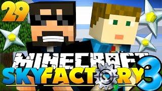 Minecraft: SkyFactory 3 - KAMEHAMEHAAAA!! [29]
