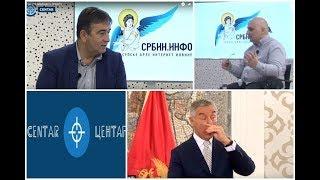 Vanredna emisija iz Podgorice – Nebojša Medojević: Milo je kokainski zavisnik i satanista