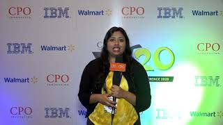 Anuradha Ganesh, Assistant Manager - Indirect Procurement, Colgate Palmolive