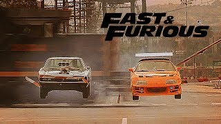 Fast & Furious Movie Mashup. The story of a family