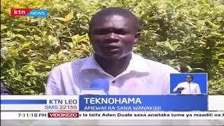 Mkenya atengeneza chombo cha kutengeneza umeme | TEKNOHAMA