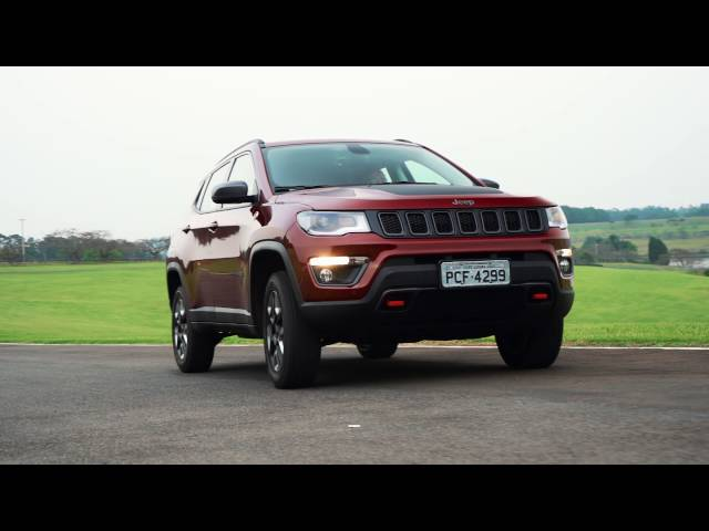 Jeep Compass - Vídeo Release