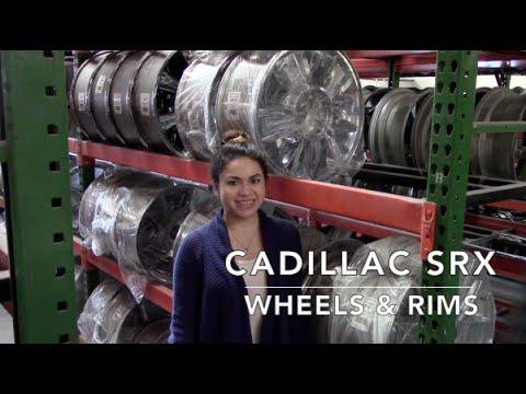 Factory Original Cadillac SRX Wheels & Cadillac SRX Rims – OriginalWheels.com