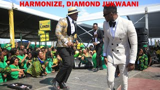 HARMONIZE AMUITA DIAMOND JUKWAANI/ IBRAAH AKIPAFOMU IKULU YA CHAMWINO DODOMA