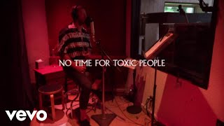 Imagine Dragons - No Time For Toxic People (Official Lyric Video)