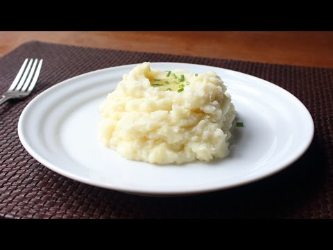How to Make Perfect Instant Mashed Potatoes